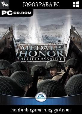 Download Medalha de Honra Allied Assault Torrent PC
