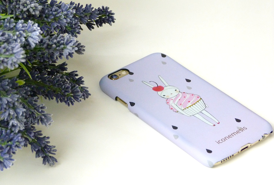 an image of Iconemesis Fifi Lapin iPhone 6 case