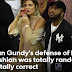 Jeff Van Gundy's defense of Khloe Kardashian was totally random and totally correct