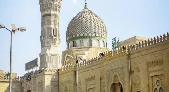 صلاة الجمعة سوف تكون في هذا المسجد ولكن