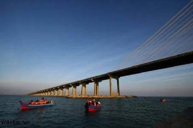 Penang Bridge (Jambatan Pulau Pinang)