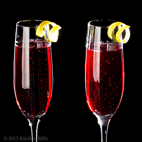 The Kir Royale Cocktail