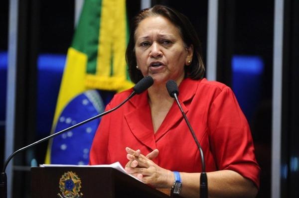 Linha de frente do governo Fátima Bezerra é composta por economistas