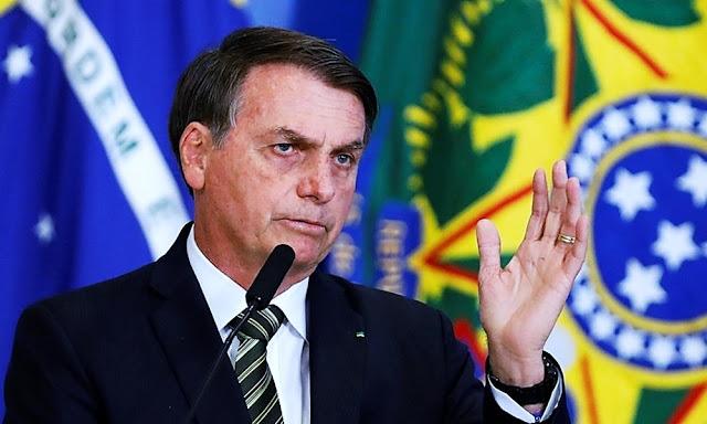Jair Bolsonaro afirma que no esperaba ser presidente de Brasil