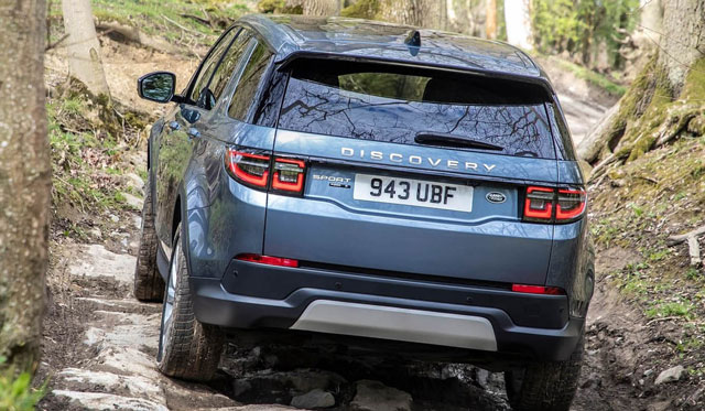 Land Rover reveals all-new 2020 Discovery Sport - Overdrive