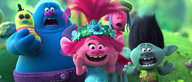 Trolls World Tour 2020 Dual Audio Hindi 720p BluRay