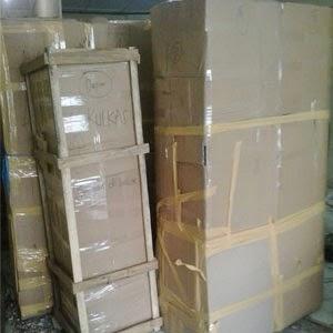 Jasa packing kulkas di Medan.
