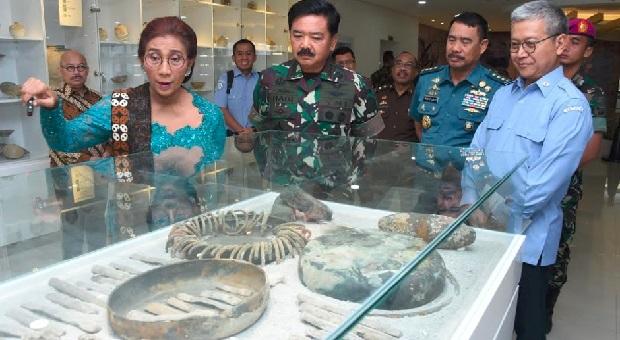 KKP Amankan Kekayaan Laut Indonesia