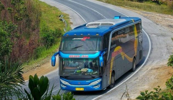 Bus Medan Jaya