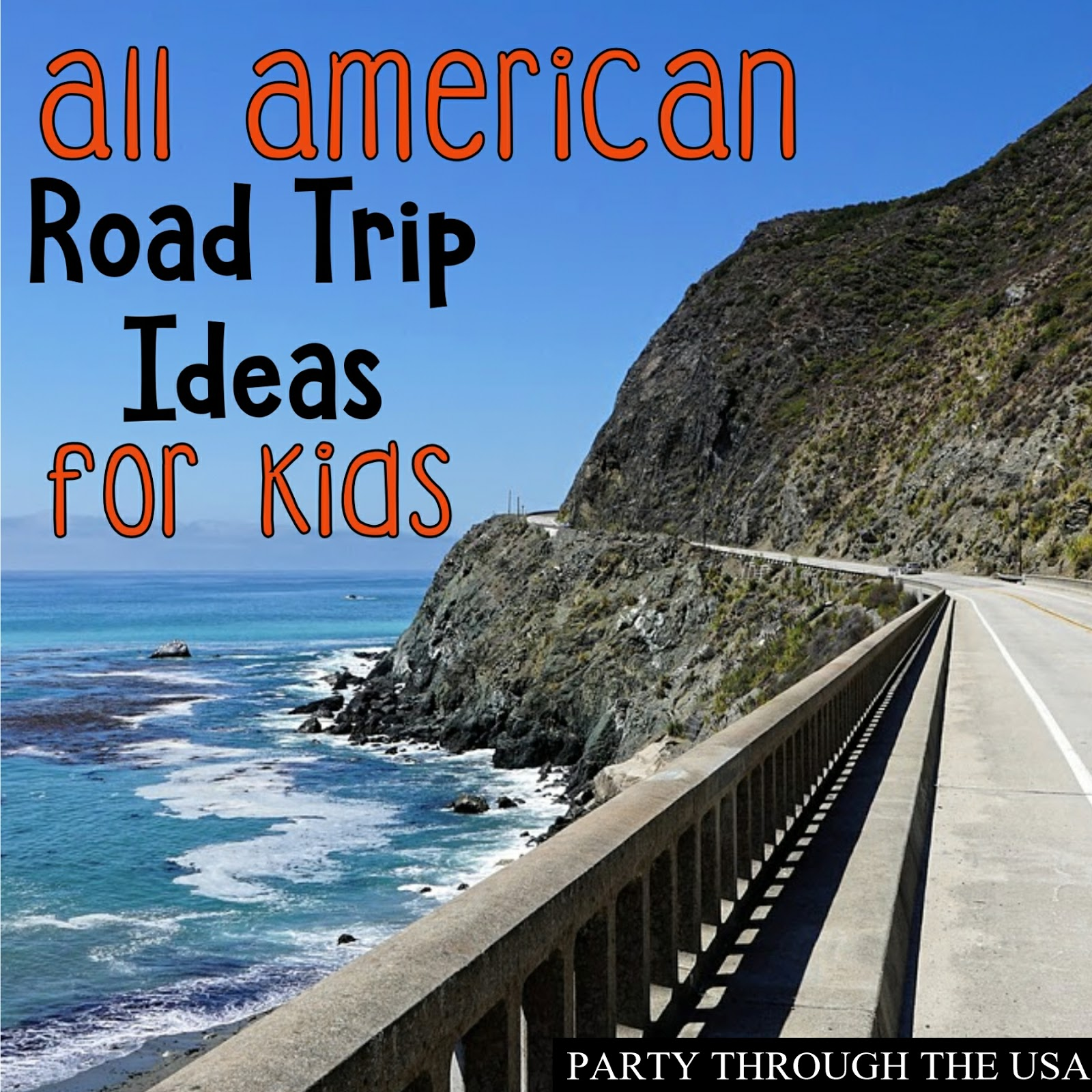 Us Road Trip Ideas