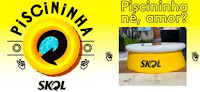 Promoção Piscininha Skol