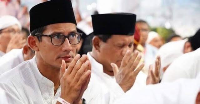 Di Jabar, Prabowo-Sandi Berkibar