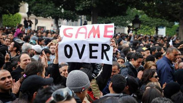 الثورة الثانية في تونس