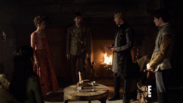 Reign - Betrothed - Review: Duties & Sacrifices