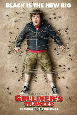 Sinopsis film Gulliver's Travels (2010)