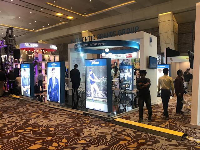 Authentic Brands Group - India Licensing Expo at Sahara Star, Mumbai