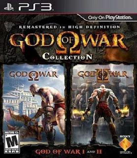 Free Download Game PS 3 God Of War High Compressed