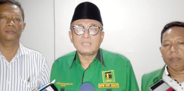 PPP Sumut Lakukan Perlawankan Jika DPP Usung Djarot-Sihar