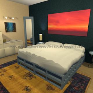Realizzare un letto con le pedane