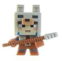 Minecraft Battle in a Box Valorie Mini Figure