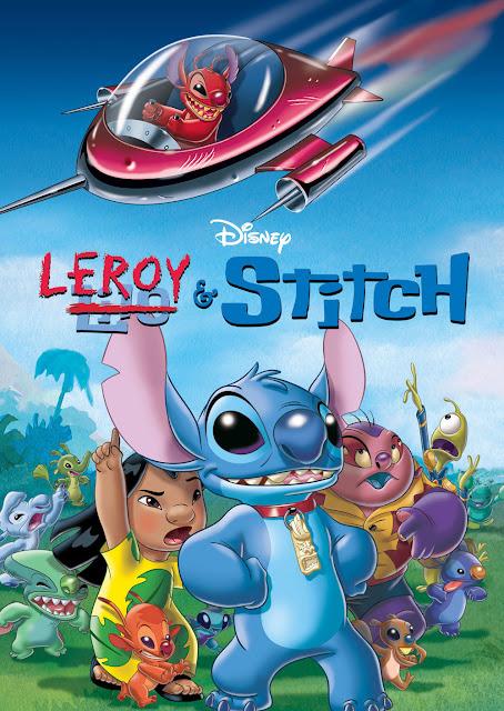 Leroy & Stitch (2006) 720p BRRip Dual Audio [Hindi DD 2.0 + English DD 2.0] ESub 1