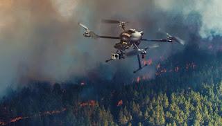 teknologi drone untuk evakuasi bencana alam