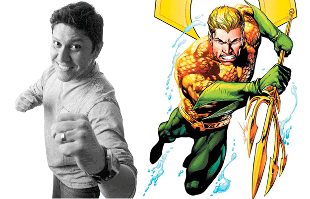 Ivan Reis e Aquaman