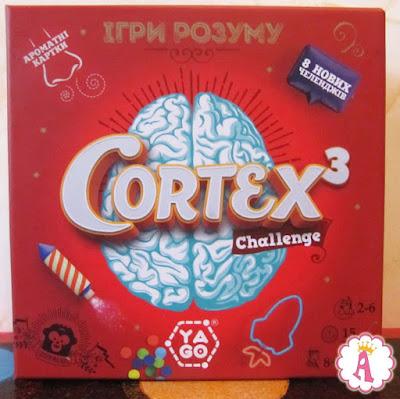 Игра с ароматами Cortex
