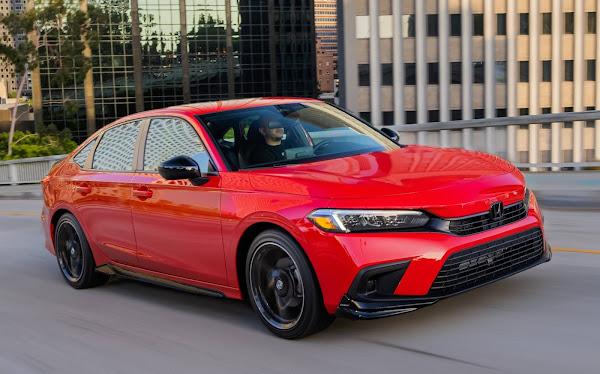 Novo Honda Civic 2022 - preços e consumo