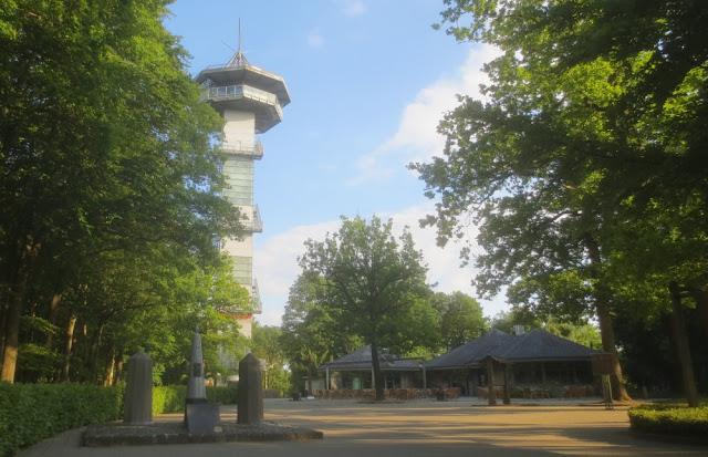 Dreiländereck - Höchster Punkt der Niederlande und Baudouin-Turm