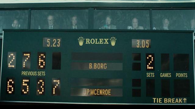Frases de la película Borg McEnroe
