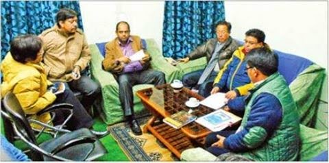 GJM Calls Off Electricity Office Strike - after WBSEDC Ltd Agrees to Review Inflated Bills and Faulty Meters