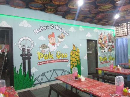 Bakmie Kepiting Halal Hadiah Spesial HUT Kota Pontianak ke 248