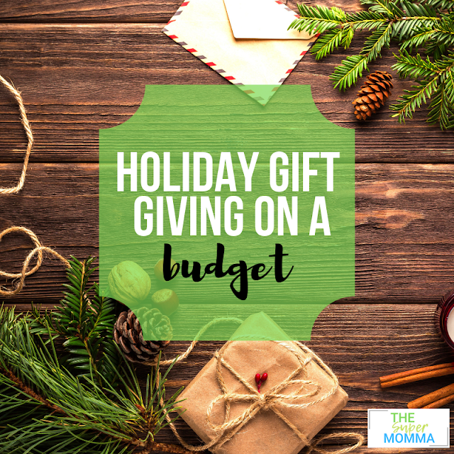 Holiday Gift Giving On A Budget