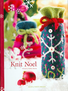 Knit Noel Knitting Patterns Book