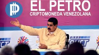 Comienza a operar el petro, la criptomoneda venezolana