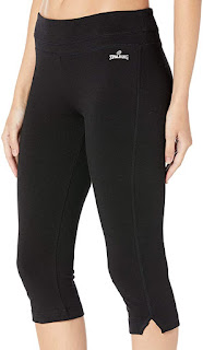 Spalding yoga pants