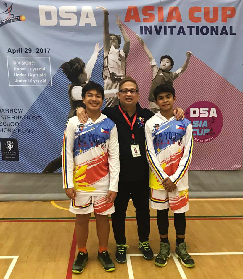 TITANS BASKETBALL | RP Youth Elite Wins Championship in DSA Asia Cup