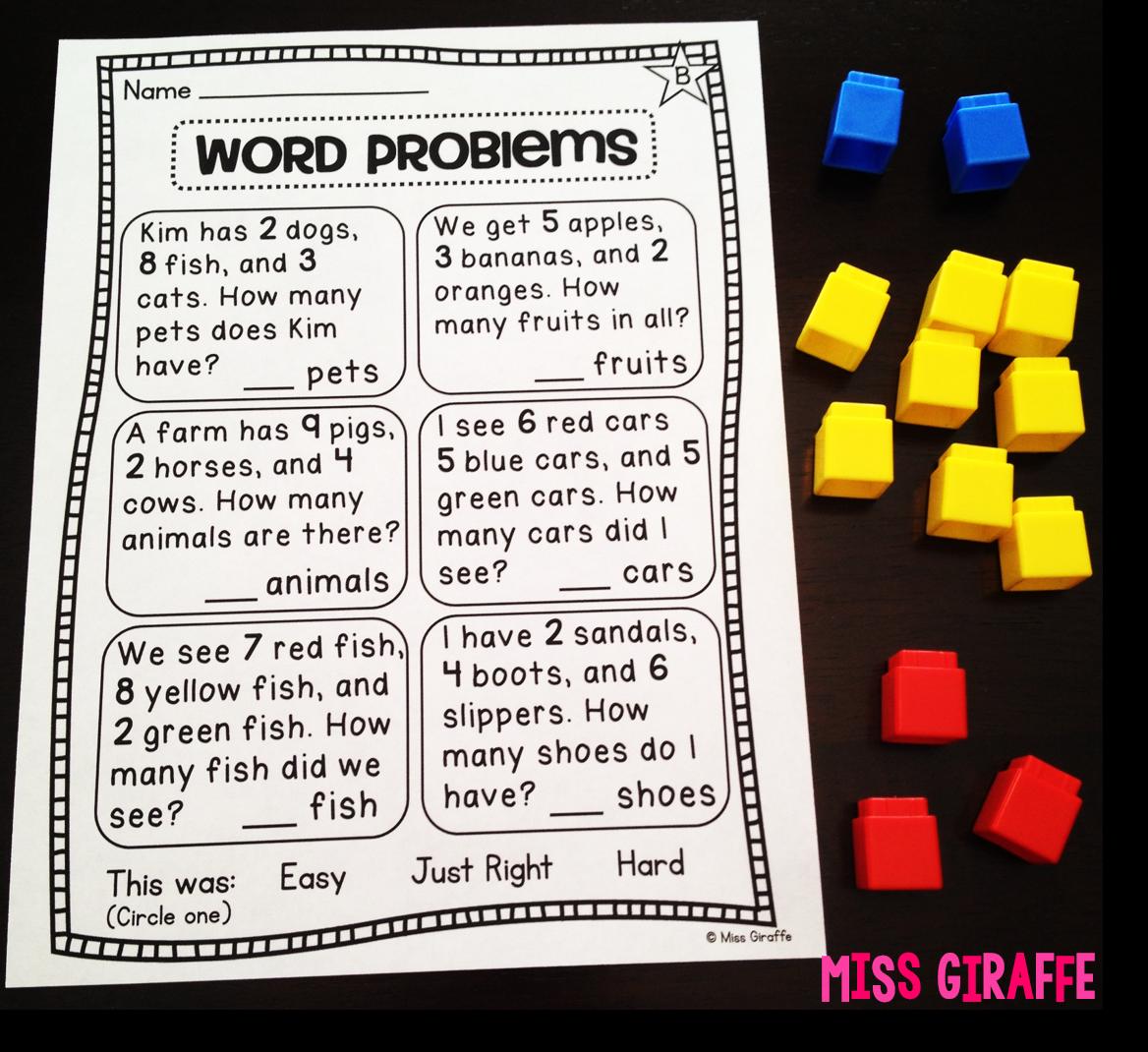 Miss Giraffeu0026#39;s Class: Adding 3 Numbers