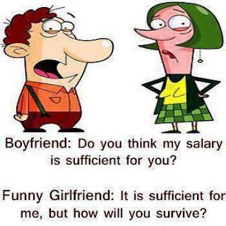Boyfriend Girlfriend Jokes