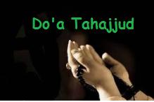 Do'a Tahajjud Yang Dicontohkan Dalam Al-Qur'an