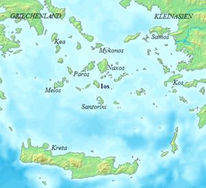 Appartamenti Ios Grecia