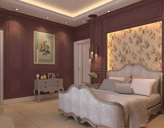 غرف نوم ناعمة
