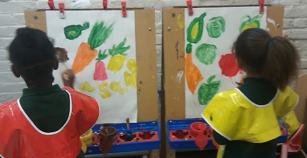 Adventures In Kindergarten Vegetable Soup
