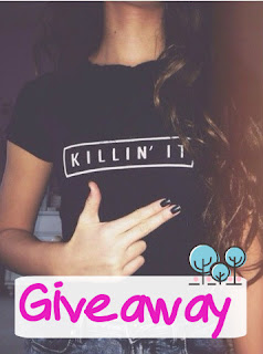 graphic tee giveaway
