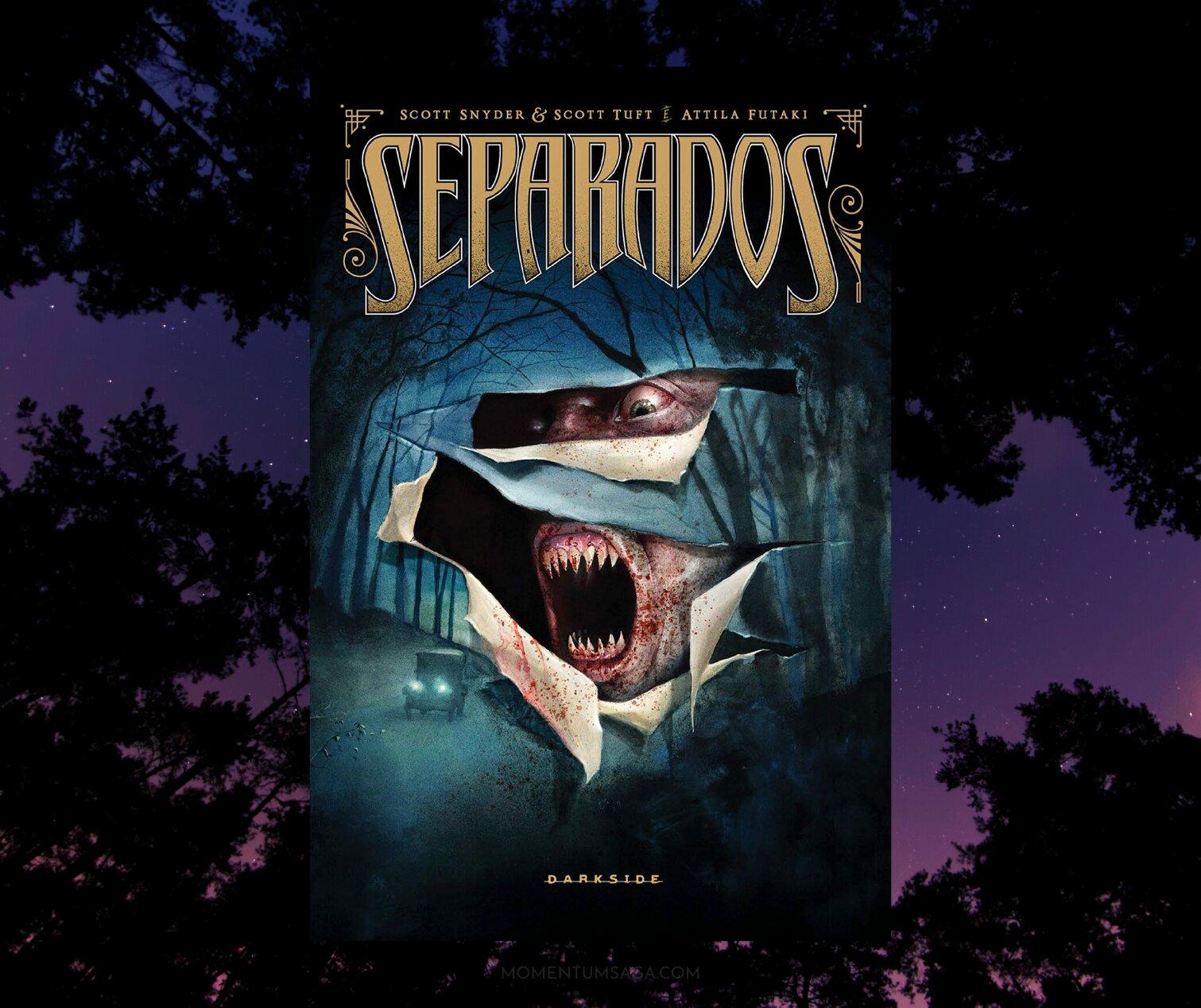 Resenha: Separados, Vol. 1, de Scott Snyder, Scott Tuft e Attila Futaki