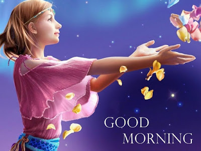 Good Morning Images for Whatsapp - beautiful girl whatsapp good morning image