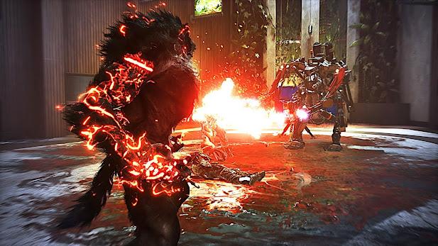 Werewolf: The Apocalypse - Earthblood gameplay