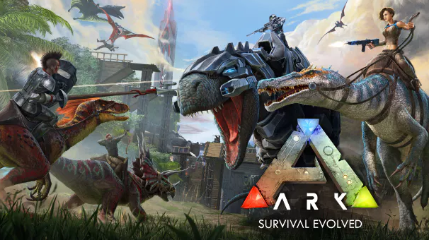 ARK: Survival Evolved Mod Apk Terbaru