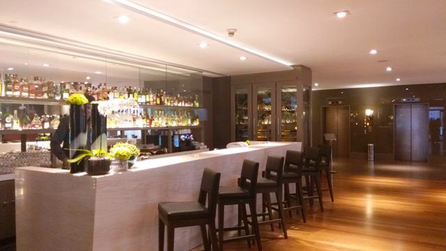 Bar do Hotel Intercontinental São Paulo